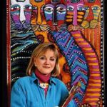 Picture of artist, Laurel Burch