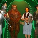 The Oz troupe, ready to meet Wizard