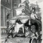 Carriage and passengers