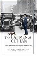 Book cover: Cat Men of Gotham