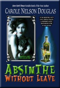 Book cover: Absinthe without leave