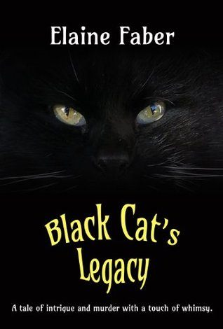 Book cover: Black Cat's Legacy