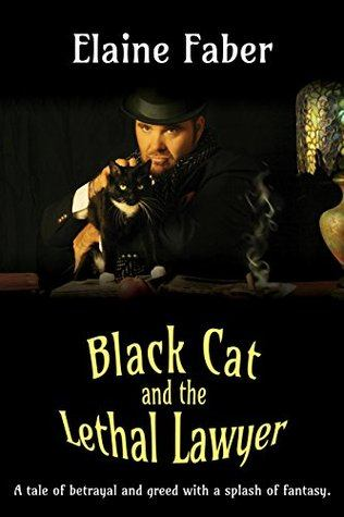 Book cover: Black Cat and the Lethal Lawyer