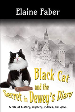 book cover: Black Cat and the Secret in Dewey's Diary