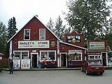 Hagley's Store, Talkeetna