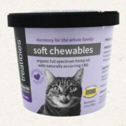 CBD chewables for cats