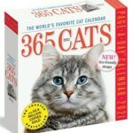 365 pages of cats - 2021 calendar