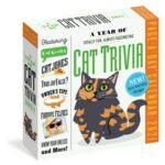 A year of cat trivia page-a-day calendar