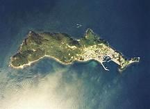Island of Aoshima, Japan