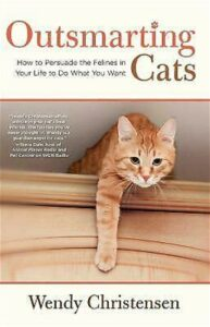 """""""Outsmarting Cats"""" book cover image"""